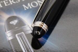 モンブラン164クラシック買取ダイヤモンド